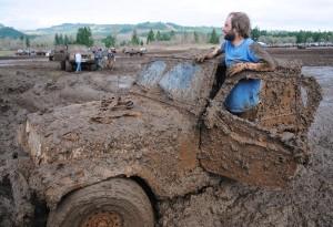 Ridin' Dirty: Mud Fest 2012