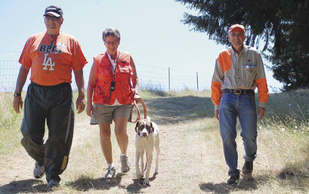 Hunting Dog Training Dallas Oregon