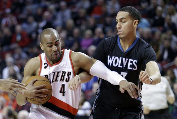 Trail Blazers: Afflalo expects to play in Game 3 against Memphis