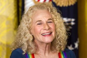 Today's Birthdays, Feb. 9: Carole King