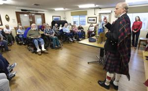 American Legion Post 10 riders honor Timberview Care Center vets