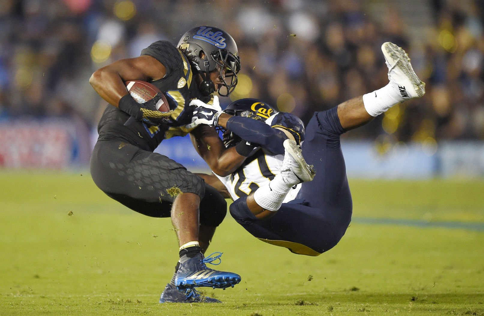 Pac-12 football: Cal upset by UCLA 40-24