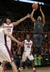 Pac-12 men's basketball: Ducks earn fourth straight victory, clinch 3rd place
