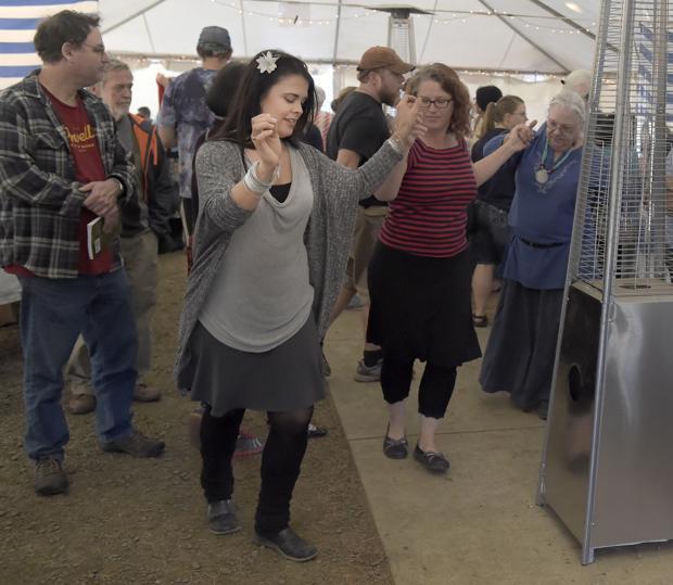Greek festival: The joy of dancing, dining