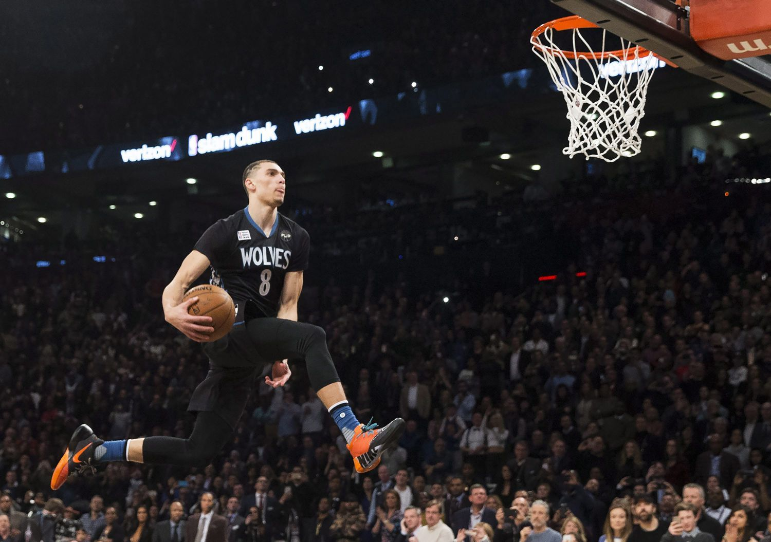 The Timberwolves were awesome at NBA All-Star Weekend