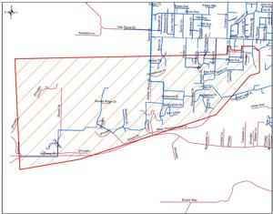 Boil-water notice issued for North Albany