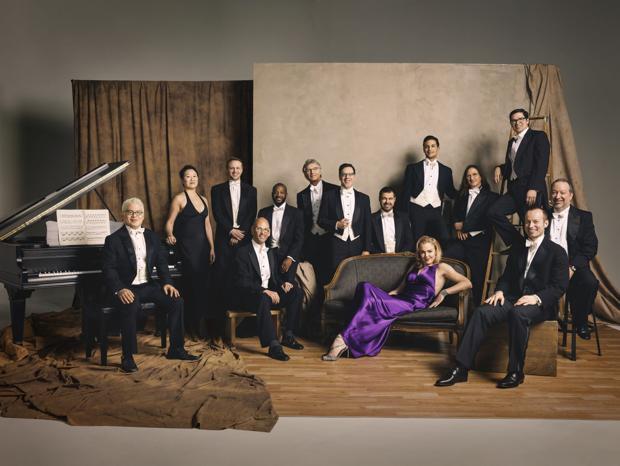 Pink power: Portland's 'little orchestra' lends a hand to da Vinci Days