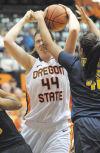 OSU women's basketball Ruth Hamblin