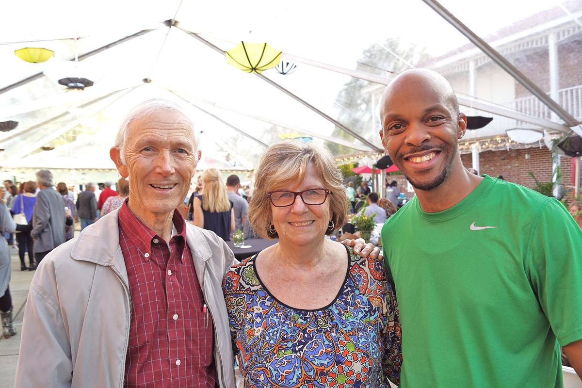 Lester & Diane Smith, Detric Stanciel.JPG