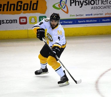 ECHL: Young Becomes Fifth RiverKings Call Up To League