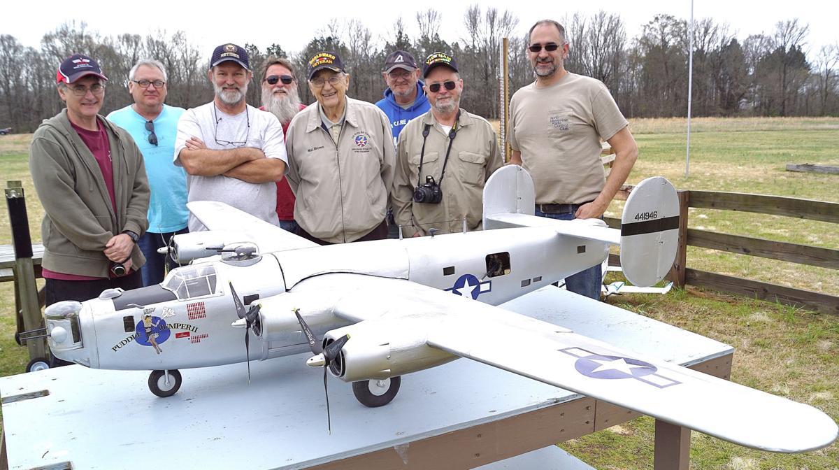 Special flight for aviator