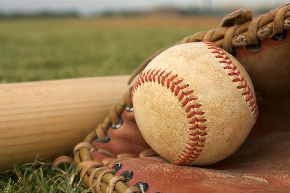 Baseball In A Glove graphic