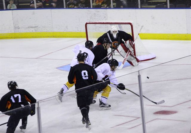 RiverKings exhibition game