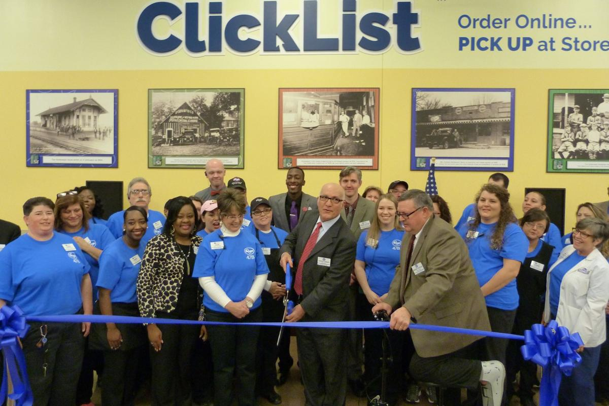 Kroger Marketplace Grand Opening