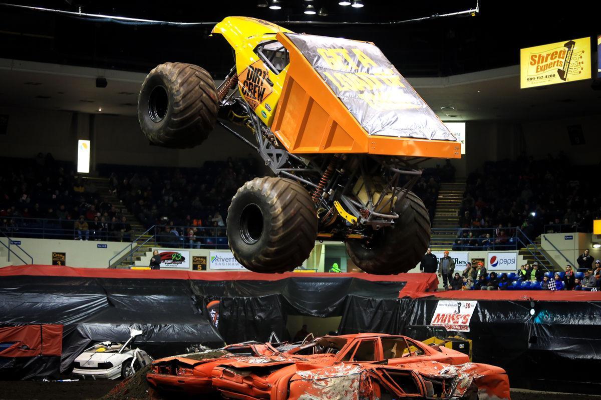 Monster Trucks invade Landers Center
