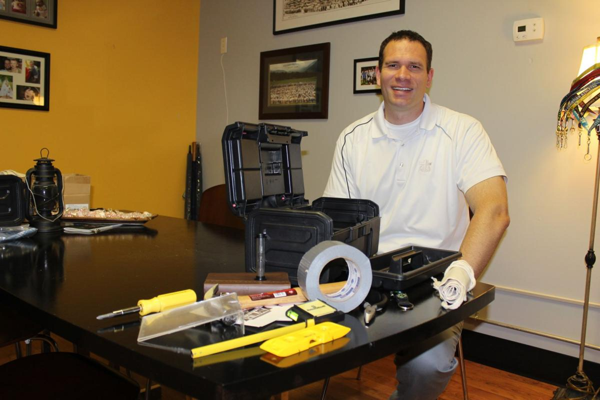 John Engstrom toolbox