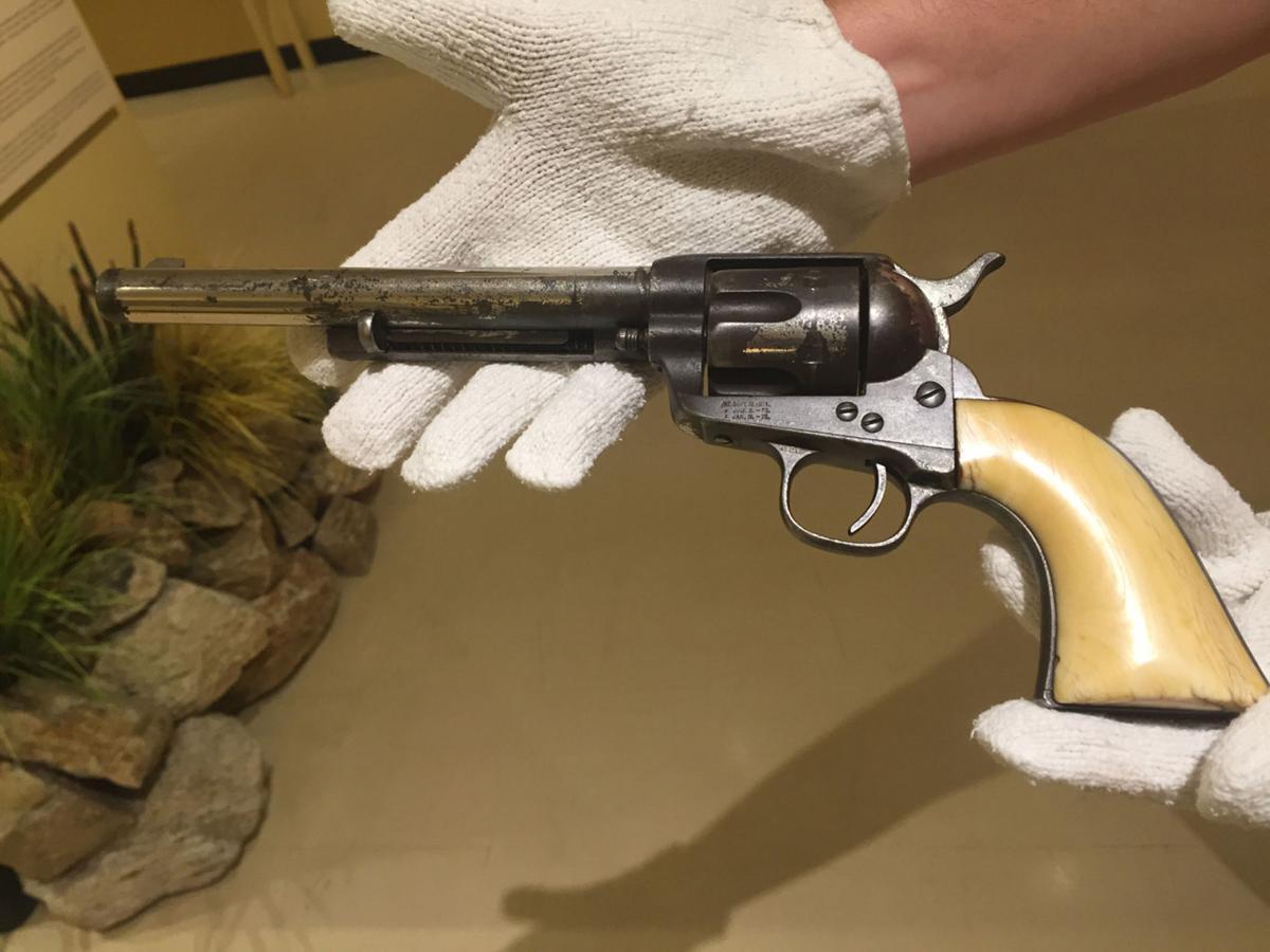 what became of wyatt earp�s guns safford news