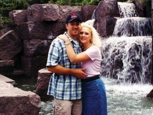 Scott and Melissa Ponder