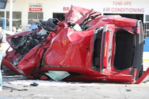 Fatal accident