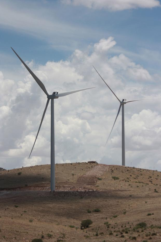 Alternative energy farm ready to go