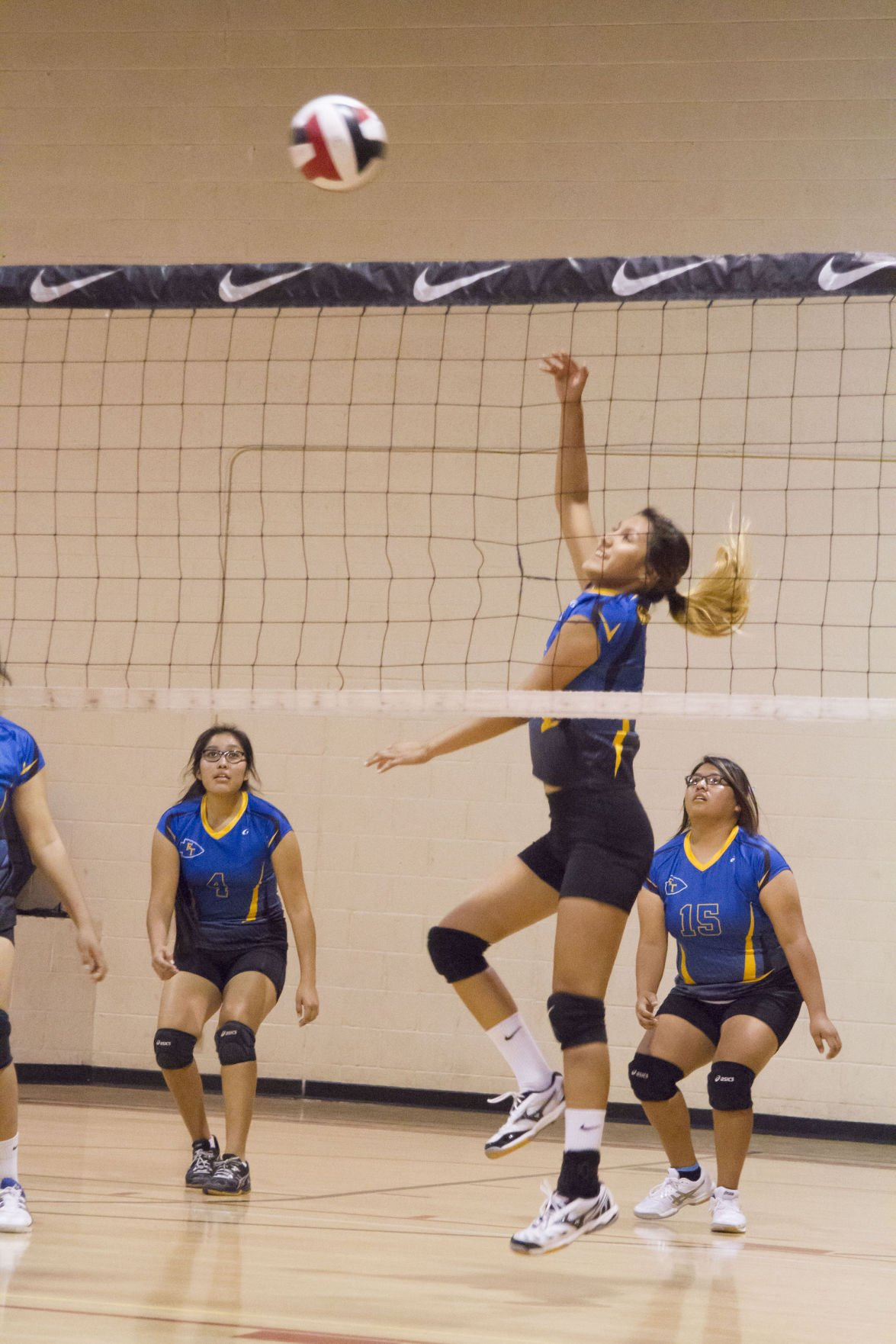 lady apaches end season with sweep of north phoenix prep