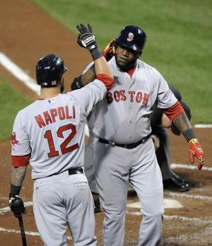 Red Sox Orioles Baseball-3