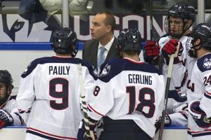 Hockey East: Coach Cavanaugh Is Coming Home