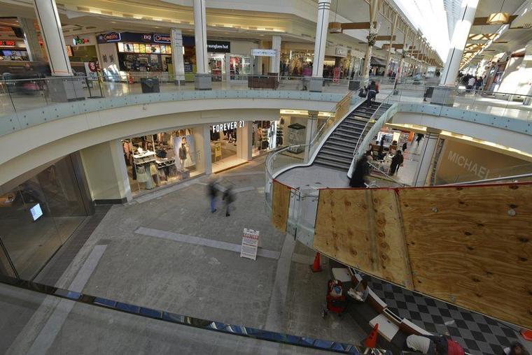 Mall Wraps Up Major Renovation Project Eagle Tribune