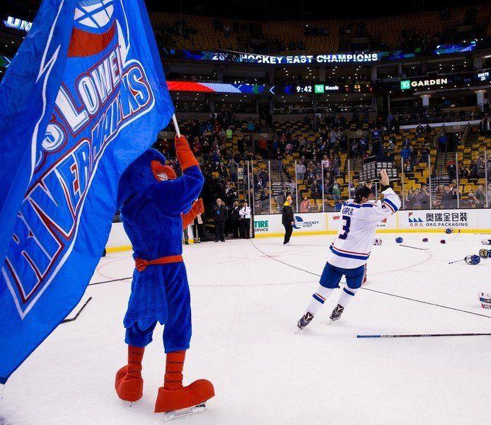 Hockey East: Beaten But Never Broken