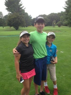 garrison golf photo