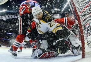 APTOPIX Stanley Cup Bruins Blackhawks Hockey-9