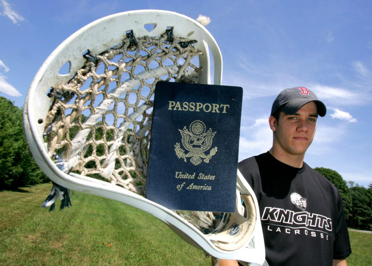 Cadillac Ranch Annapolis North Andover39s Bannister Opts For A Year Abroad Before A