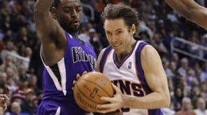 Nash stays home on Suns' trip to Oklahoma City