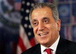 Khalilzad: U.S. patience 'running out'