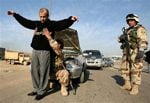 U.S., Iraqi forces push into Sunni areas