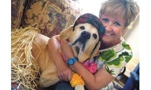 Benefit bash helps pooches extend helping paws to hurting kids