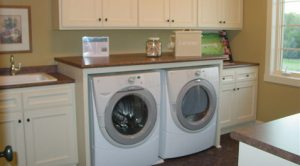 Streamline your laundry room
