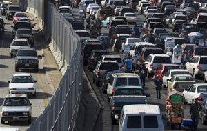 Gridlock getting worse at U.S.-Mexico border crossings