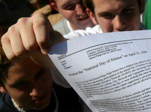 Day of Silence spurs boycott at Desert Ridge