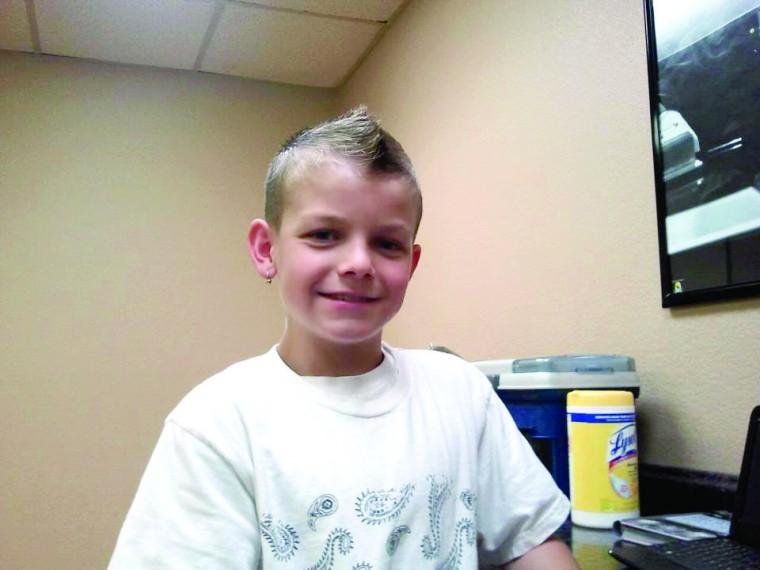 Aaron Arnold, 11