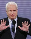 McCain defends war as 'necessary, noble'