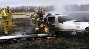 Chandler man injured in Kansas plane crash