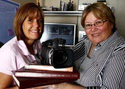 E.V. women make film about Mormon colonies