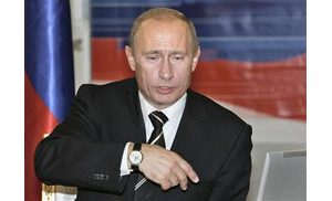 Putin says he won't run for 3rd term