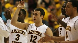ASU facing bubbly journey in Pac-10 tourney