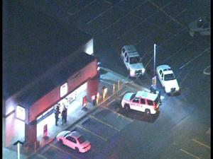 Convenience store shooting