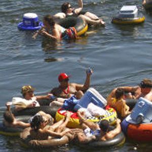 Video: Get Out Weekend, Salt River Tubing Opens