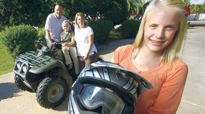 Rising tide of ATV accidents a growing concern