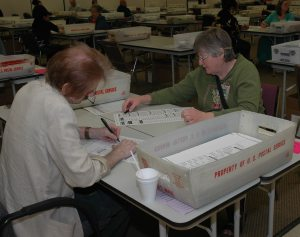 89K early voters fail to follow directions