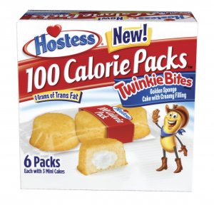Low-cal Twinkie for the lunch bag